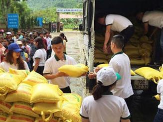 Tập đoàn Mường Thanh ủng hộ đồng bào miền Trung 500 triệu đồng