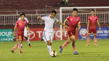 Vòng 24 V-League 2017: CLB Quảng Nam chiếm lợi thế để vô địch