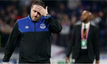 Thảm bại trước Lyon, Everton thua trận thứ năm liên tiếp