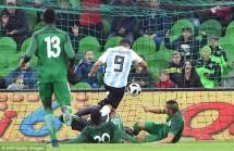 vang messi argentina thua dam truoc nigeria