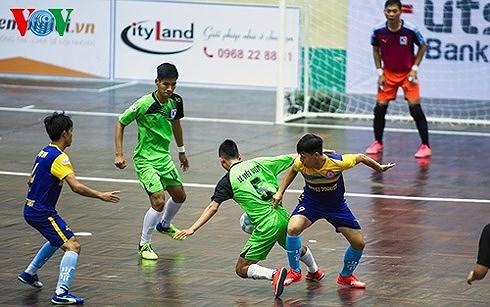 giai cup quoc gia futsal hdbank 2017 dien ra tai da nang tu 2611