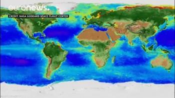 Mô phỏng thay đổi của Trái Đất trong 20 năm qua