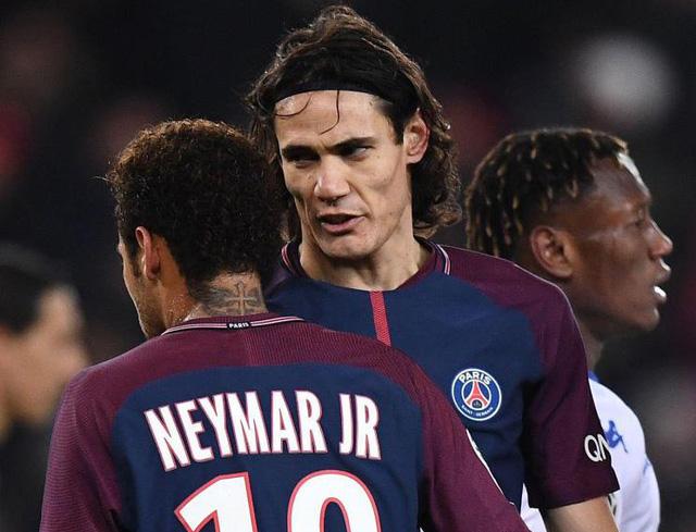 neymar va cavani lai cai va vi penalty