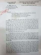 cong van cho hoc sinh tinh yen bai nghi hoc het thang 3 2020 la gia mao