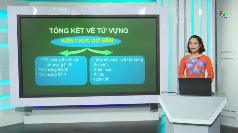 on tap kien thuc pho thong mon ngu van lop 9 tong ket ve tu vung