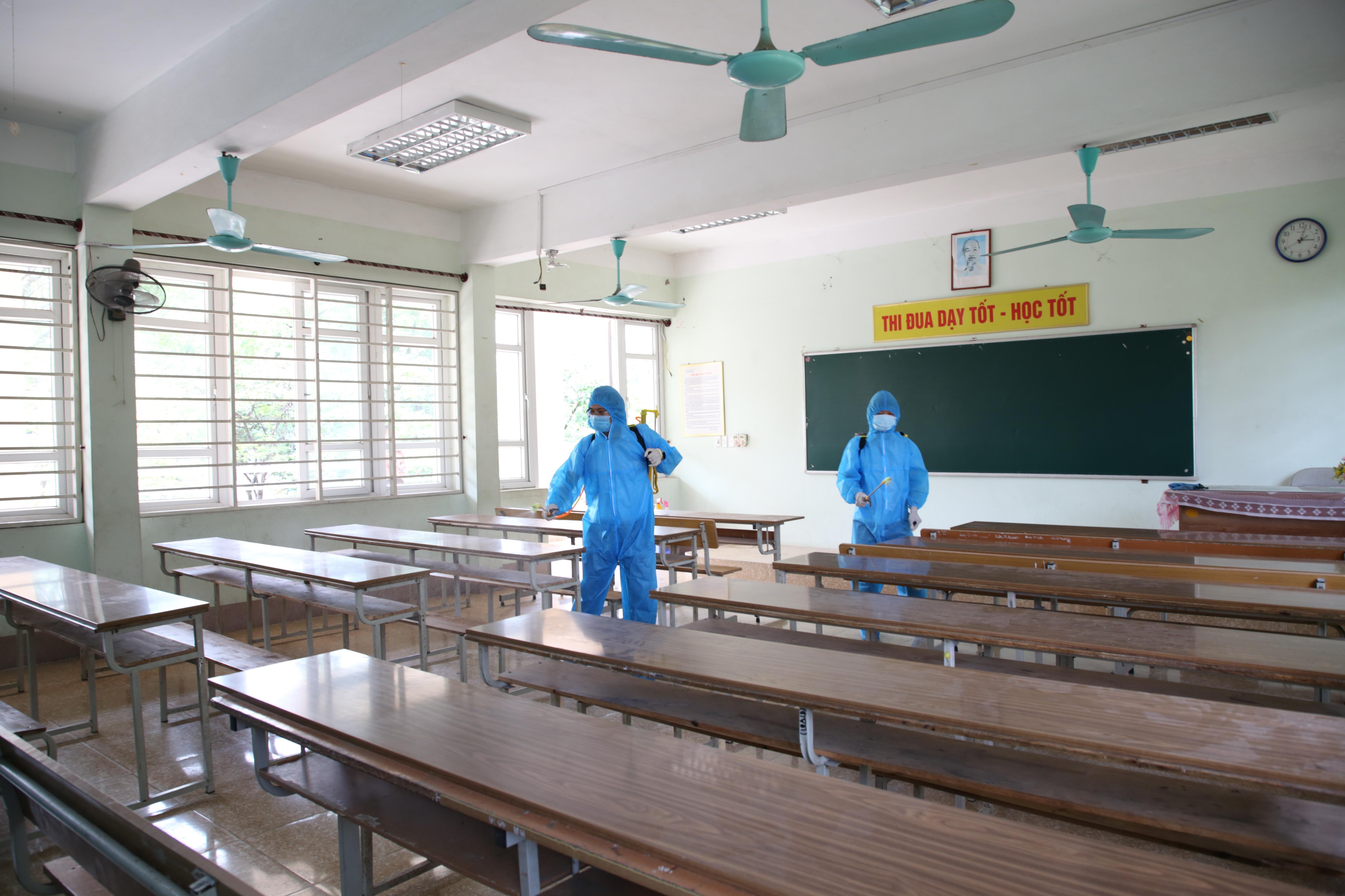 [Photo] Thái Nguyên: Khẩn trương công tác chuẩn bị Kỳ thi tuyển sinh lớp 10