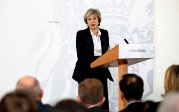 Thủ tướng Anh công bố chiến lược Brexit