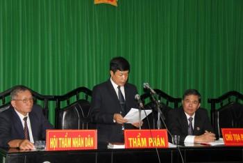 Vụ nổ súng ở Đắk Nông: TAND tỉnh lên tiếng về án tử hình