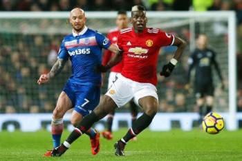 Đội hình tiêu biểu vòng 23 Premier League: Pogba rực sáng