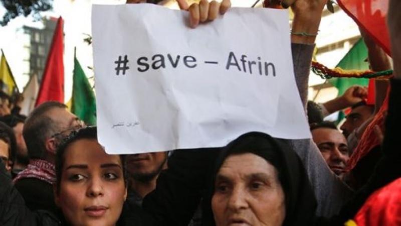 hung don tan cong tai afrin nguoi kurd cau vien chinh phu syria