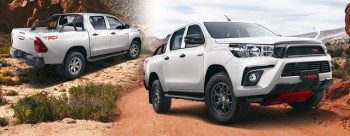 toyota hilux co them phien ban rally edition mo canh tranh cung ranger raptor
