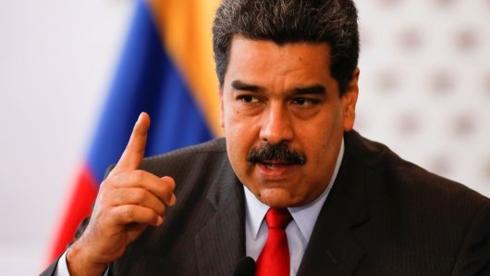 suc ep gia tang voi tong thong venezuela maduro truoc ngay nham chuc