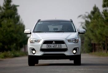 Mitsubishi triệu hồi Outlander Sport tại Việt Nam