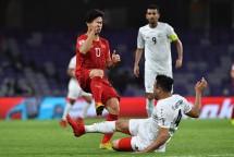doi tuyen viet nam roi vao nhanh dau tu than o asian cup 2019