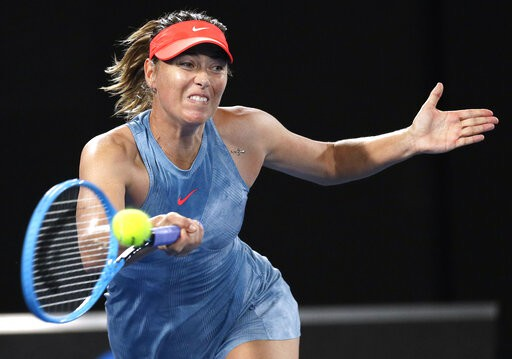 australian open federer toc hanh bup be sharapova ha wozniacki