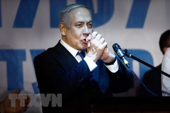 Israel bác bỏ kiến nghị cấm Thủ tướng Netanyahu thành lập chính phủ