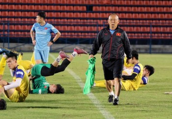 HLV Park Hang-seo chốt danh sách U23 Việt Nam dự VCK U23 châu Á