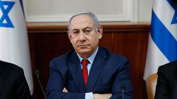 israel khong muon bi loi keo vao cang thang giua my va iran