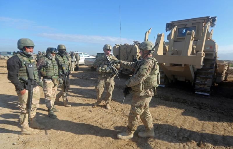Nhà Trắng khẳng định không có kế hoạch rút binh sỹ Mỹ khỏi Iraq