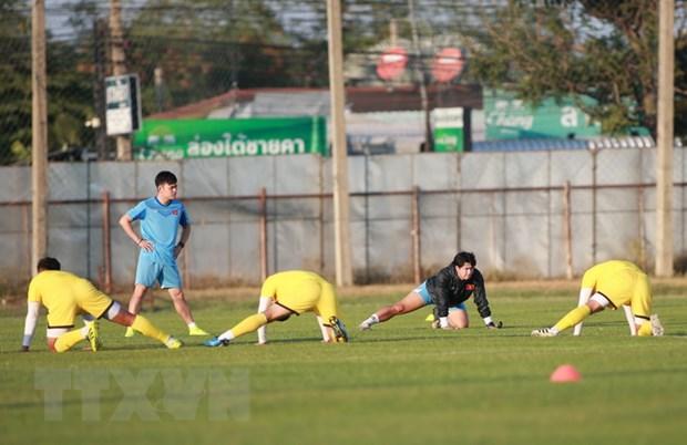 U23 Việt Nam không được tập luyện làm quen sân thi đấu