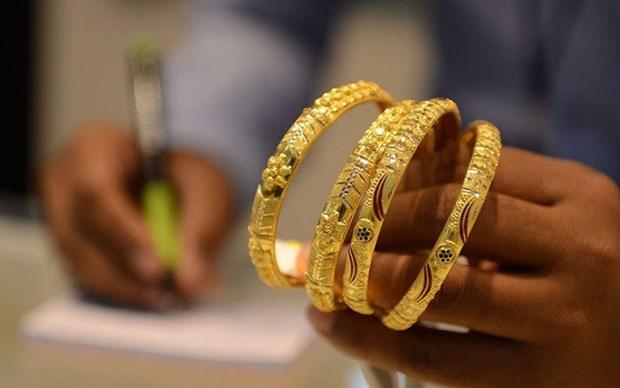 Giá vàng châu Á giảm trước sự lạc quan về thỏa thuận Mỹ-Trung