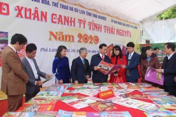 khai mac hoi bao xuan canh ty tinh thai nguyen nam 2020