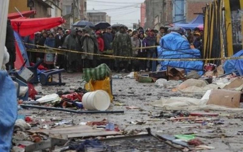 Bolivia: Nổ bình gas kinh hoàng tại Carnival làm 8 người chết