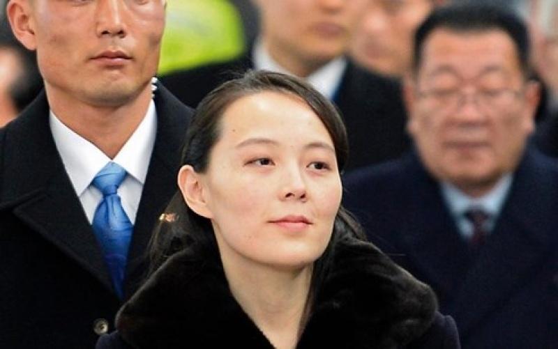 olympic pyeongchang san khau chinh cua ivanka trieu tien