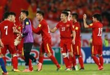 bong da viet nam cho doi nhung thanh cong ruc ro trong nam 2018
