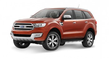ford everest cung co the co phien ban raptor