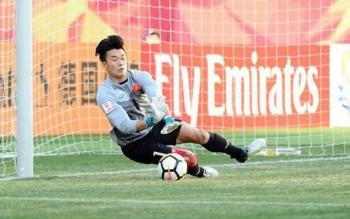 Báo chí châu Á đánh giá cao thủ môn Bùi Tiến Dũng