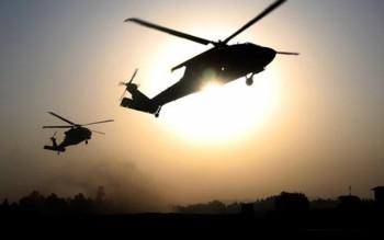 Dân Syria cáo buộc Mỹ dùng trực thăng sơ tán khủng bố