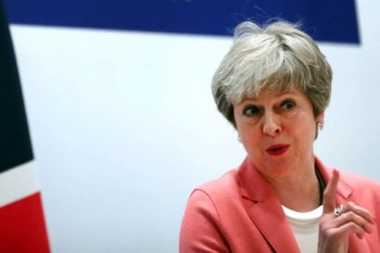 Thủ tướng Anh tuyên bố khả năng hoãn Brexit thêm vài tháng
