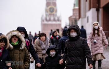 Nga siết chặt an ninh ngăn lây lan virus corona chủng mới