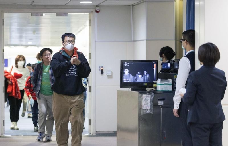 Đài Loan cấm nhập cảnh người nước ngoài từng tới Trung Quốc