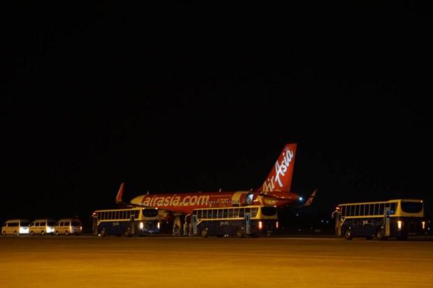 Thái Lan đã sơ tán 138 công dân rời khỏi thành phố Vũ Hán