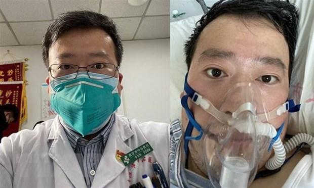 Trung Quốc điều tra sau khi Bác sỹ Lý Văn Lượng, người cảnh báo về virus corona tử vong