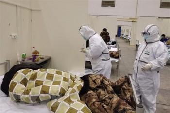 Trung Quốc ghi nhận mức tử vong vì nCoV cao nhất trong 1 ngày