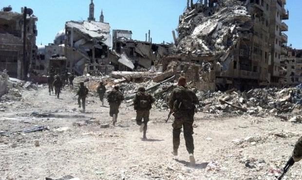 tong thong syria khang dinh quyet tam giai phong idlib va aleppo