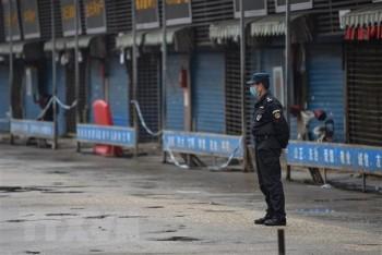 24 tỉnh của Trung Quốc không có ca nhiễm SARS-CoV-2 mới nào ngày 23/2