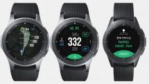 samsung cong bo hai mau smartwatch moi tai thi truong han quoc