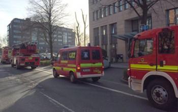 Đức phát hiện bưu kiện chứa thuốc nổ tại văn phòng Bộ Tài chính