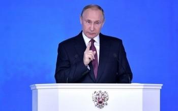 Dư luận Nga về Thông điệp liên bang của Tổng thống Putin