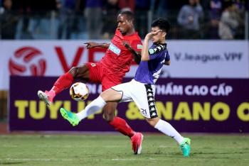 Ngôi sao U23 Việt Nam đá chính, Hà Nội FC thắng nhẹ trận mở màn V-League