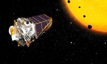 Kính thiên văn Không gian Kepler của NASA đang hết nhiên liệu