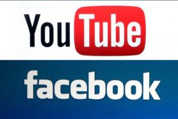 YouTube và Facebook liên tiếp bị chỉ trích vì nội dung không phù hợp