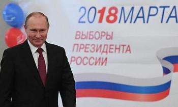 Tổng thống Putin gửi thông điệp hòa giải tới phương Tây sau chiến thắng