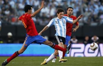 Tây Ban Nha - Argentina: Tâm điểm Lionel Messi
