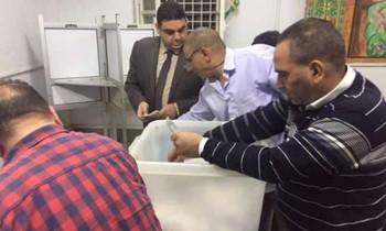 Ai Cập kết thúc bầu cử Tổng thống