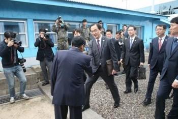 Hàn Quốc và Triều Tiên ấn định thời gian tổ chức Hội nghị thượng đỉnh